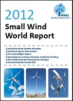 Small Wind World Report 2012 - World Wind Energy Association